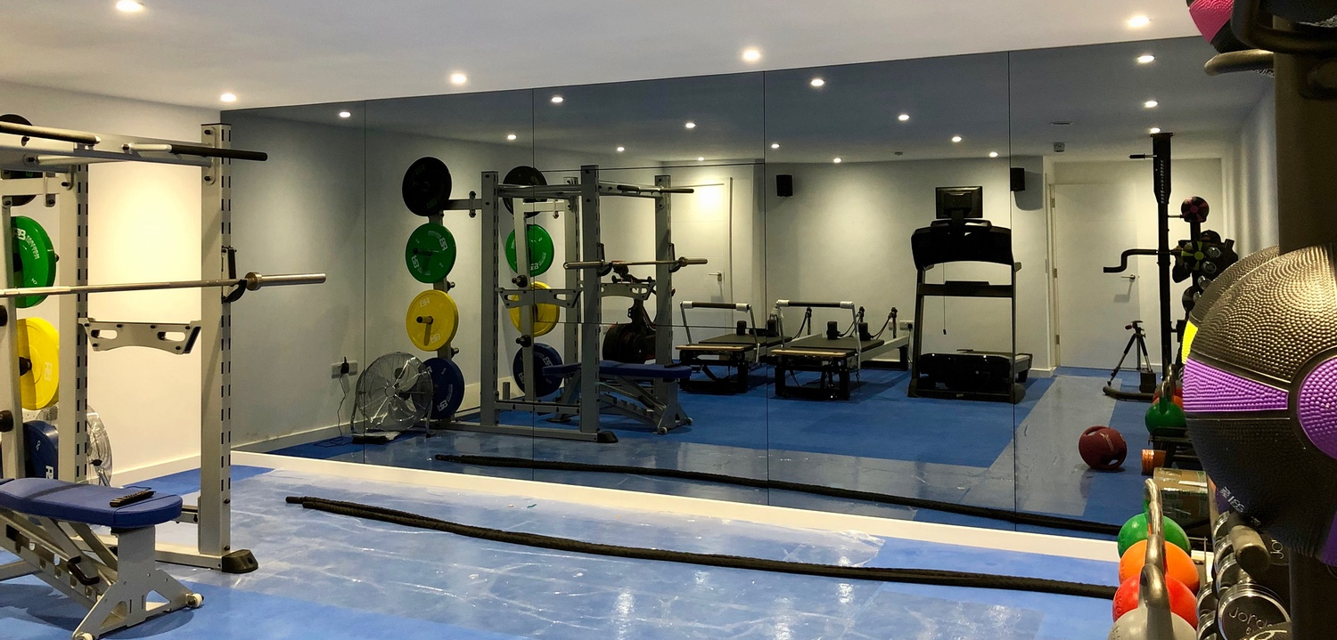 Awesome Bespoke 55 Gym Mirror Tv Wall Mirror Tv Company Download Free Architecture Designs Rallybritishbridgeorg